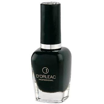 D'Orleac Nail Polish Grafic # 2 Black (Femme , Maquillage , Ongles , Vernis)