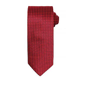 Premier Mens Puppy Tooth Formal Work Tie
