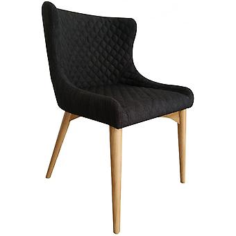 Classic Chelsea Dining Chair - Slate Fabric