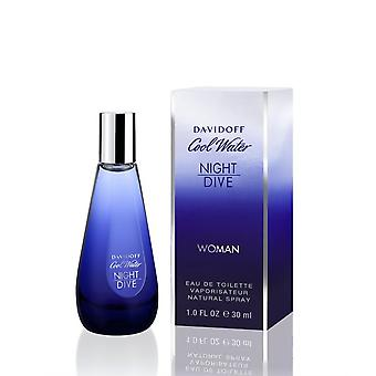 Davidoff Cool Water Woman Night Dive Eau De Toilette