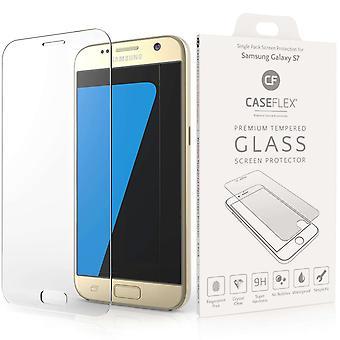 Caseflex Samsung Galaxy S7 glasskærm beskytter