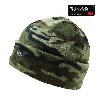 New Thinsulate Bob Fleece Hat Military Watch Cap