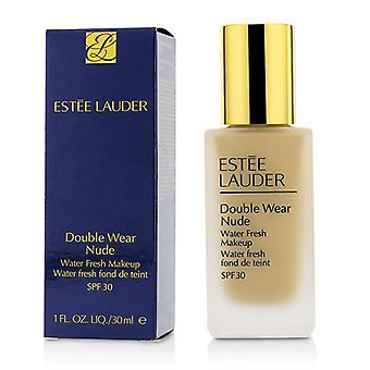 Estee Lauder Double Wear Nude Water Fresh Makeup SPF 30 - # 2N1 Desert Beige - 30ml/1oz