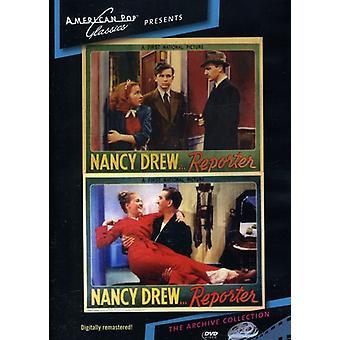Nancy Drew reportero (1939) importar de Estados Unidos [DVD]