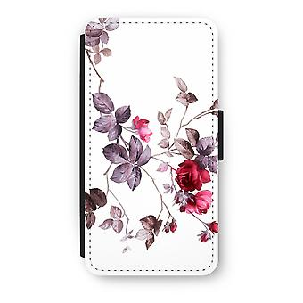 Huawei P8 Lite (2015-2016) Flip Case - Pretty flowers