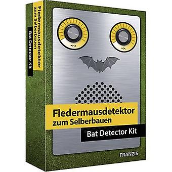 Course material Franzis Verlag Fledermausdetektor/ Bat Detector Kit 978-3-645-65276-6 14 years and over