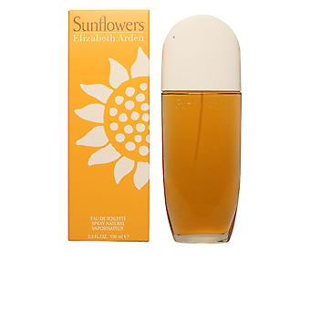 Elizabeth Arden Sunflowers Eau De Toilette Vapo 100ml Womens New Scent Perfume