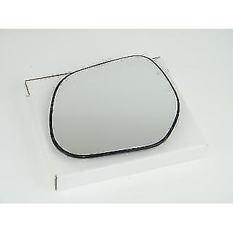 Left Mirror Glass (heated) & Holder for MITSUBISHI OUTLANDER 2008-2010