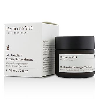 Perricone MD Multi-Action Overnight Treatment Restorative Night Cream 59ml/2oz
