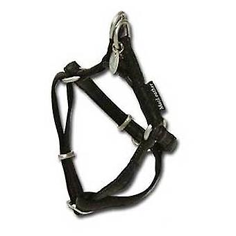 Nayeco Black dog harness MacLeather M (Dogs , Collars, Leads and Harnesses , Harnesses)
