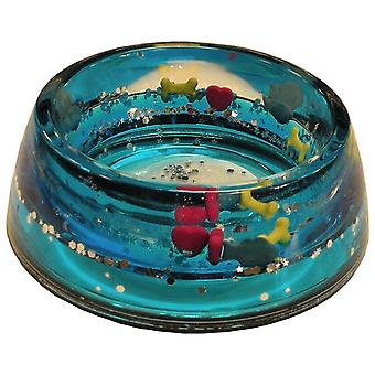 Agrobiothers Snowball Bowl Bleu  - 350Ml (Dogs , Bowls, Feeders & Water Dispensers)