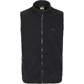 Trespass Mens Othos II Knitted 100% Polyester Gilet Bodywarmer