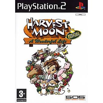 Harvest Moon A Wonderful Life [Special Edition] (PS2)