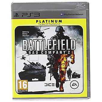 Battlefield Bad Company 2 Sony Playstation 3