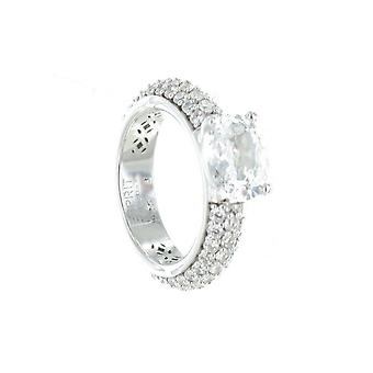 ESPRIT collection ladies ring silver Amorbess day size 18 ELRG91652A180
