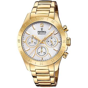 Festina Lady watch chronograph F20400/1