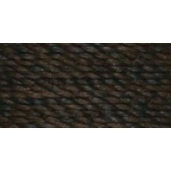 Dual Duty Plus Button & Carpet Thread 50yd-Chona Brown