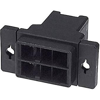 TE Connectivity Pin enclosure - cable DYNAMIC 3000 Series Total number of pins 6 3-179555-3 1 pc(s)