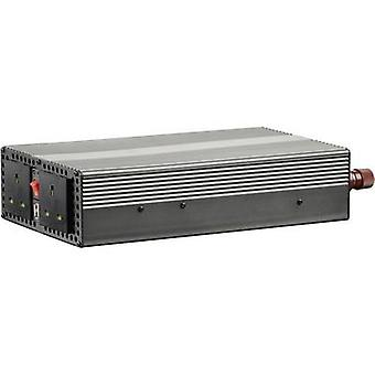 VOLTCRAFT fast Byaffald 1200-24-UK Inverter 1200 W 24 Vdc - 230 V AC