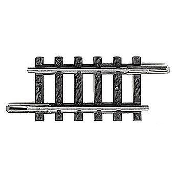 N Minitrix T14908 Straight track 27.9 mm