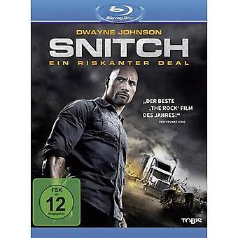 Blu-ray Snitch - Ein riskanter Plan FSC: 12