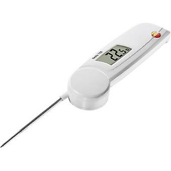 Probe thermometer (HACCP) testo 103 ATT.FX.METERING_RANGE_TEMPERATURE -30 up to 220 °C Sensor type NTC Complies with HAC