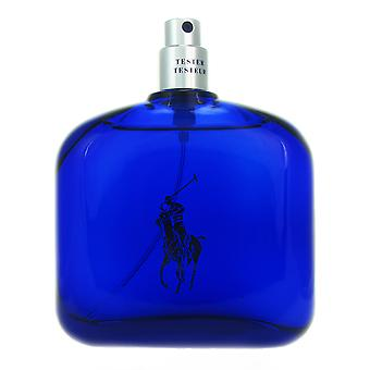 Polo Blue by Ralph Lauren 4.2 oz EDT SP Tester