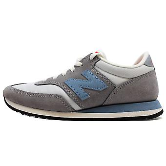 New Balance 620 Classic Steel Grey/Blue Summit Suede CW620SMC