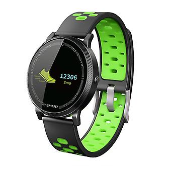 Q4 Neat and Water resistant Activity bracelet-Green