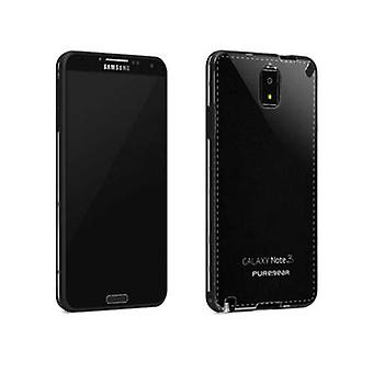 PureGear Slim Shell Case for Samsung Galaxy Note 3 (Licorice Jelly)