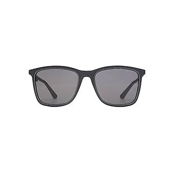 Police Carbon Fly 5 Sunglasses In Semi Matte Black Polarised