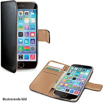 Celly Cell cases, iPhone, iPhone 7 Plus 8 Plus Black/Brown