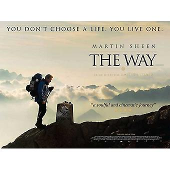 The Way Movie Poster (11 x 17)