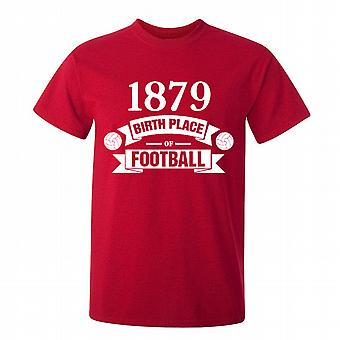 Sunderland Birth Of Football T-shirt (rot)