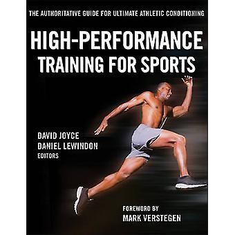 Hoogwaardige opleiding voor sport door David Joyce - Daniel Lewindon