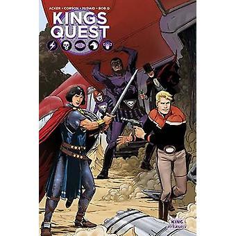 Kings Quest by Dan McDaid - Ben Acker - Heath Corson - 9781524102203