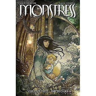 Monstress Volume 2 - The Blood by Marjorie Liu - Sana Takeda - 9781534