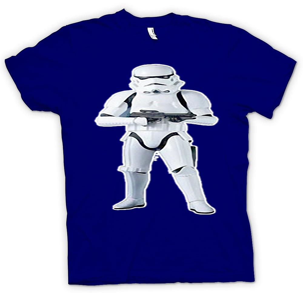 Mens T-shirt - Star Wars - Storm Trooper - Movie
