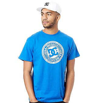 DC nautiska Blue Circle Star 2 T-Shirt
