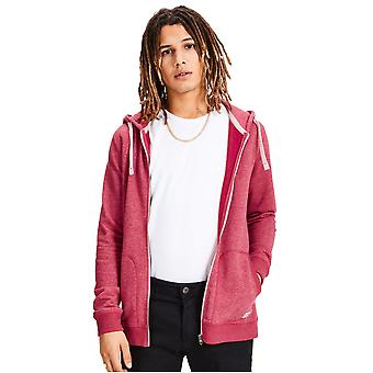 Veste Zippée Basique à Capuche Recycle  -  Jack & Jones