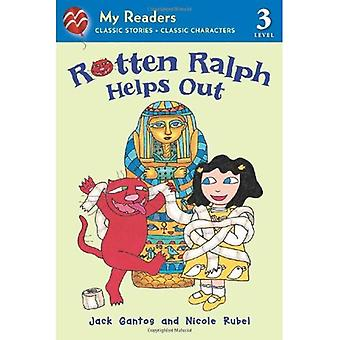 Rotten Ralph Helps Out (My Readers - Level 3