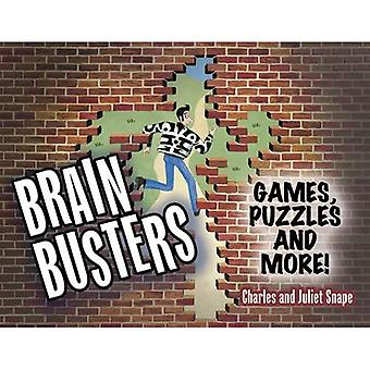 Brain Busters: Games, Puzzles and More! (Dover Children's Activity Books)
