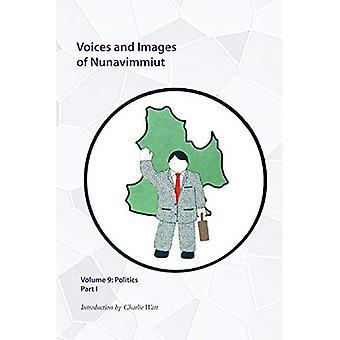 Voci e immagini di Nunavimmiut, Volume 9