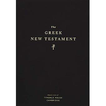 O Novo Testamento grego, produzido em Tyndale House, Cambridge