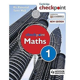 Cambridge-Checkpoint-Mathematik: Schülers Buch BK 1