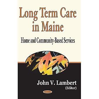Langzeit-Versorgung in Maine: Home und Community-basierte Dienste