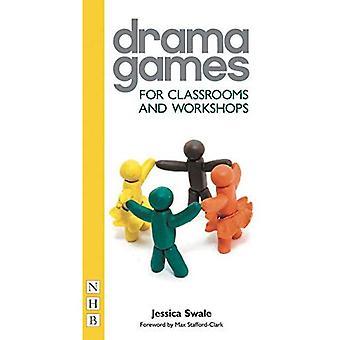 Juegos de drama para aulas y talleres