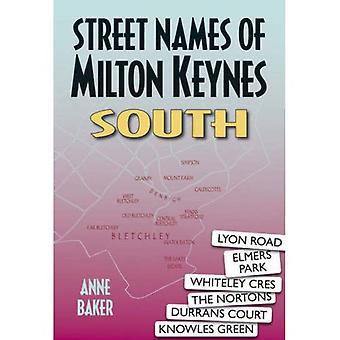 Milton Keynes Street Names: South