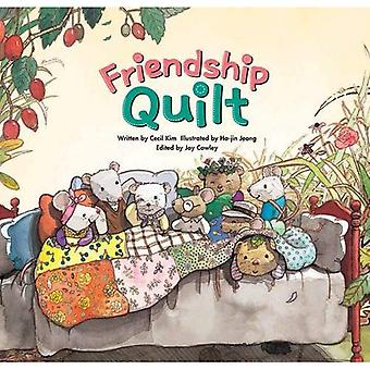 Friendship Quilt: Empathy (Growing Strong)