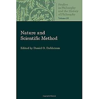 Nature and Scientific Method (Studies in Philosophy and the History of Philosophy)